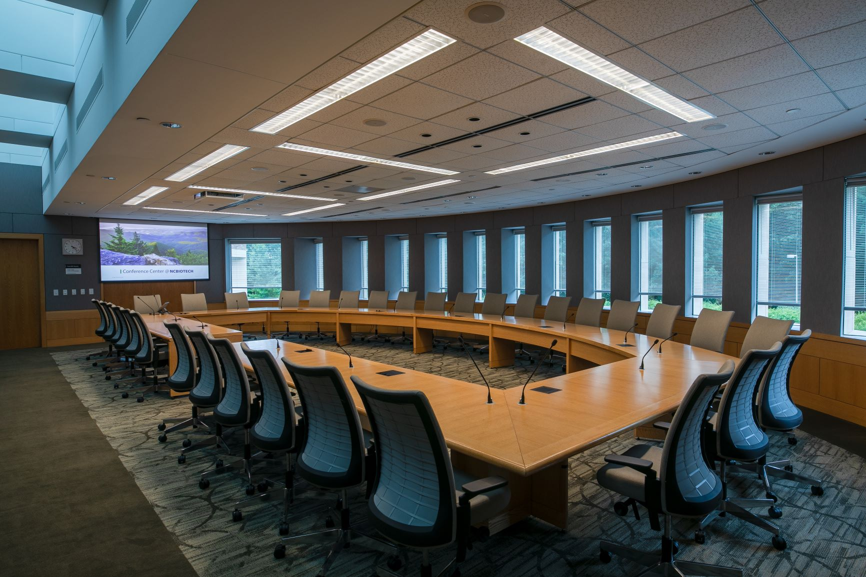 Board of Directors room