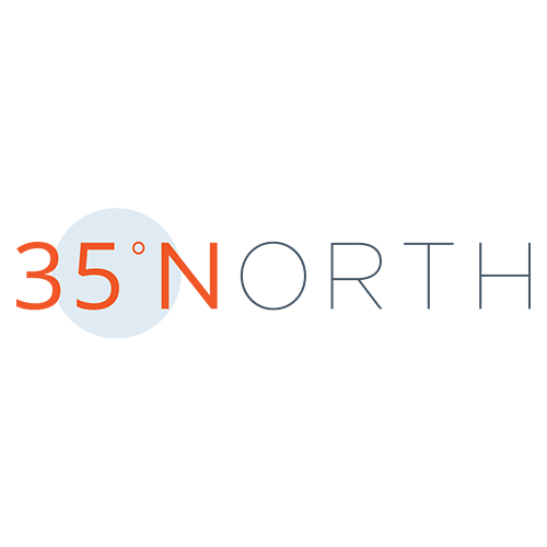 35 North Logo